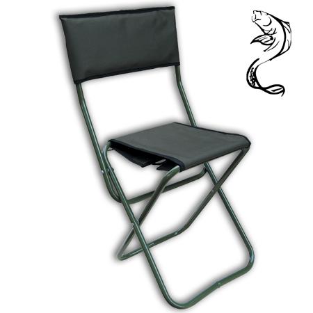 CARP WP5 BO tábori szék zöld háttámlával ABI Horgászcikk