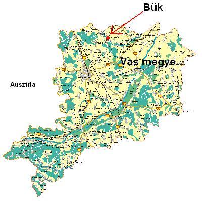 magyarország térkép bükfürdő Bük Bodrogi Vendégház és Apartman, BÜK Apartman , Büki szállás  magyarország térkép bükfürdő