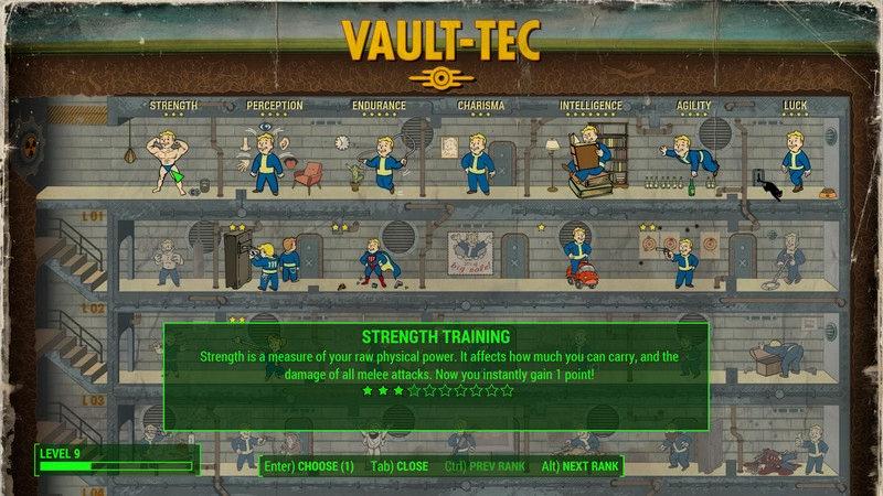 Fallout 4 csalások a jellemzőkért. Konzolparancsok (csalások). Csalások az előnyökért