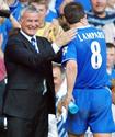 Az olasz Ranierit nagyon szerették játékosai