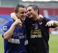 Terry és Lampard ünnepli a bajnoki címet