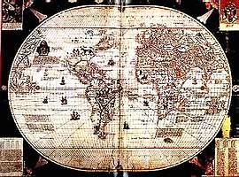 Sebastián Cabot világtérképe