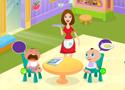 Baby Restaurant játék