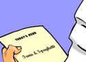 Cooking Show - Tuna and Spagetti játék