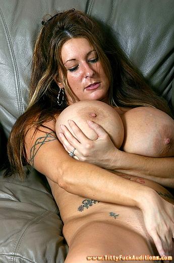 hard tits
