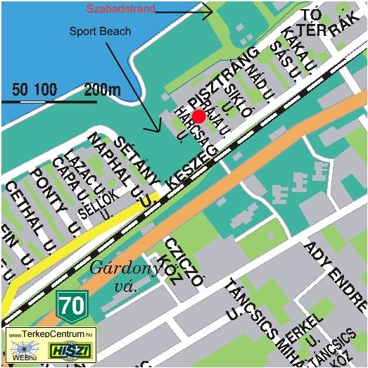 gárdony szabadstrand térkép A Havas házaspár Gárdonyi apartmanja a Velencei tó partján gárdony szabadstrand térkép
