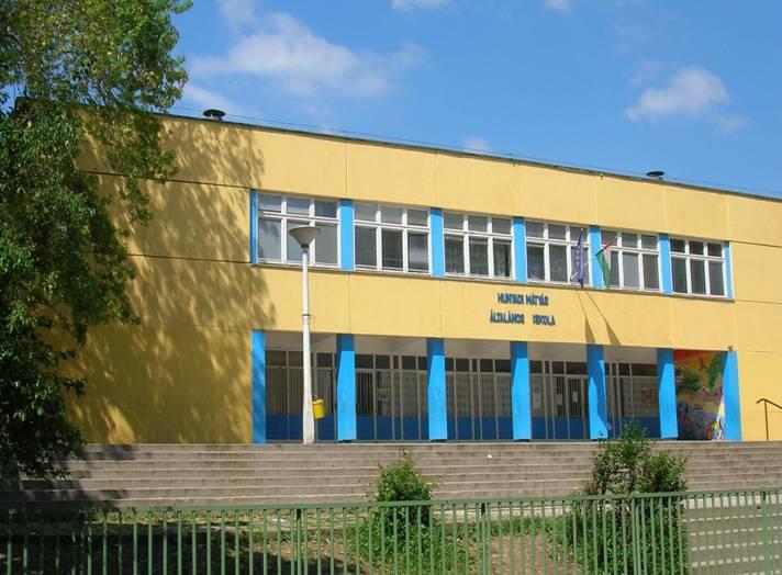 Hunyadi Matyas Altalanos Iskola honlapja