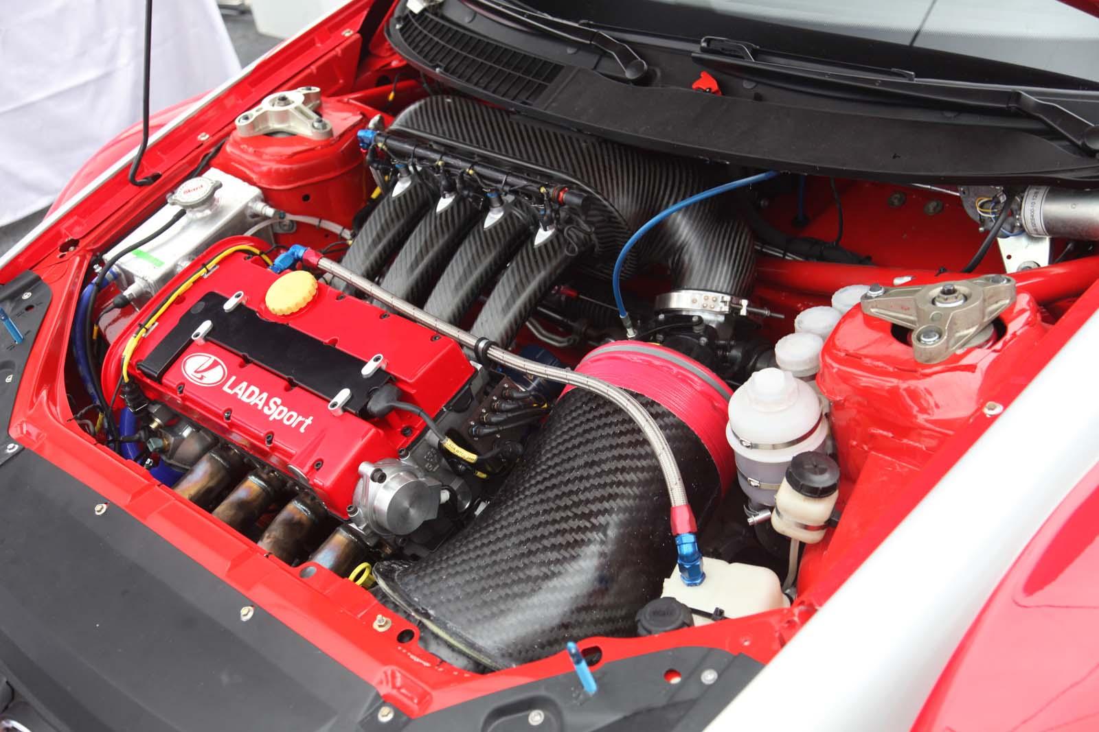 Двигатель на лада приору