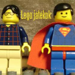 Lego j�t�kok