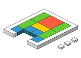 Sliding Block Puzzle logikai játék