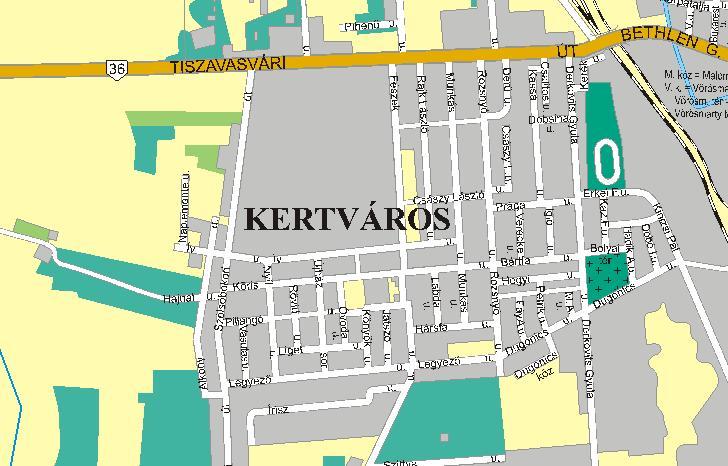 tiszavasvári térkép Left Column Text tiszavasvári térkép