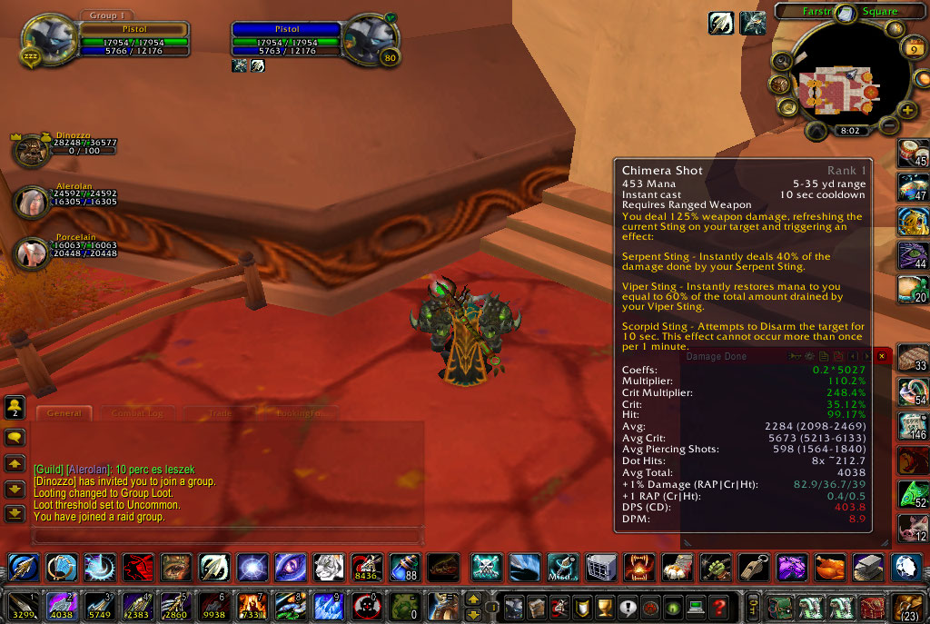 Addons for wow.