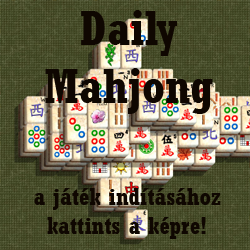 Mahjong Daily játékok