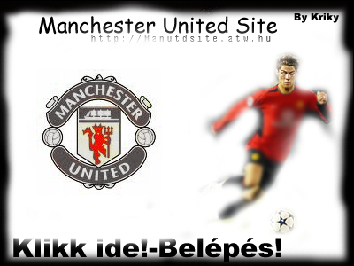 Manchester United Site!