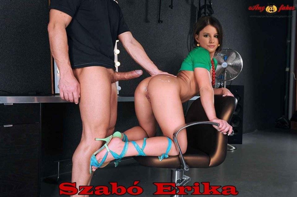 Nackt  Erika Szabo Erika Szabó
