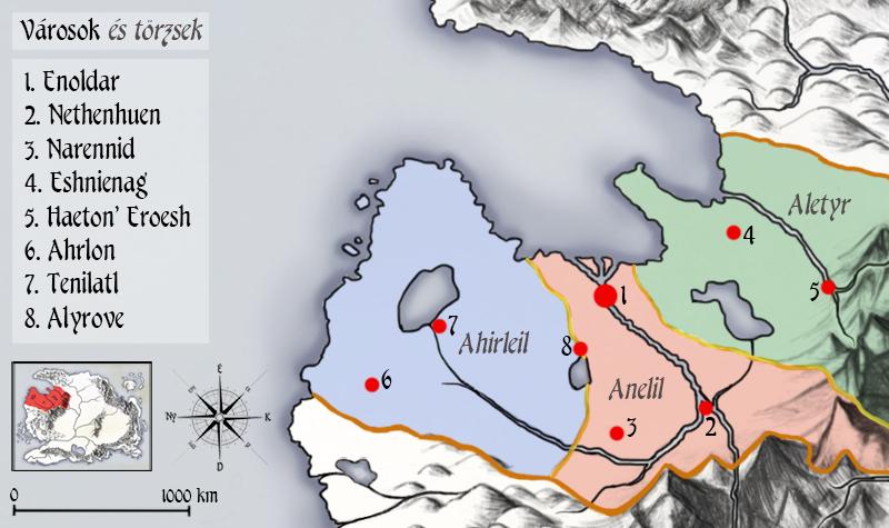 Ezüstelf Birodalom - Városok és törzsek Varos_elf