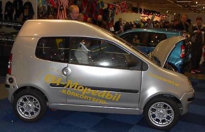 Mopedautó eladó ausztria