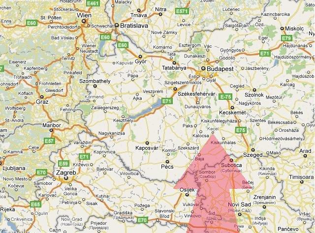kecel térkép Magyar Országos Roncsderby Szövetség kecel térkép