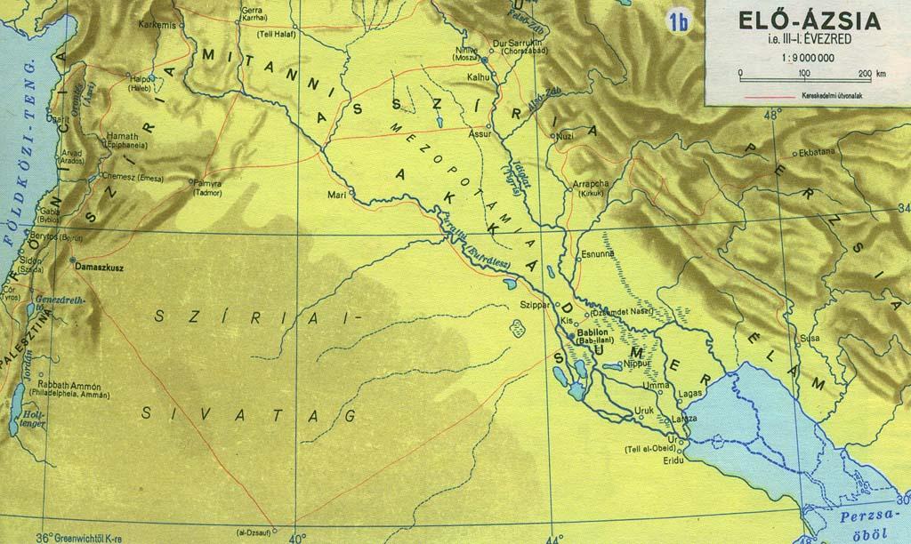mezopotámia térkép Mezopotámia Történelme | Sumér Történelme | Akkád | Asszíria  mezopotámia térkép