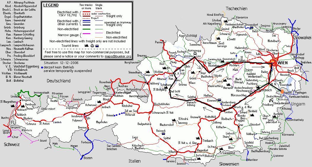 Ausztria 2007