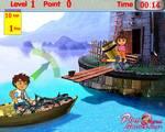 Dóra és Diego a halászok