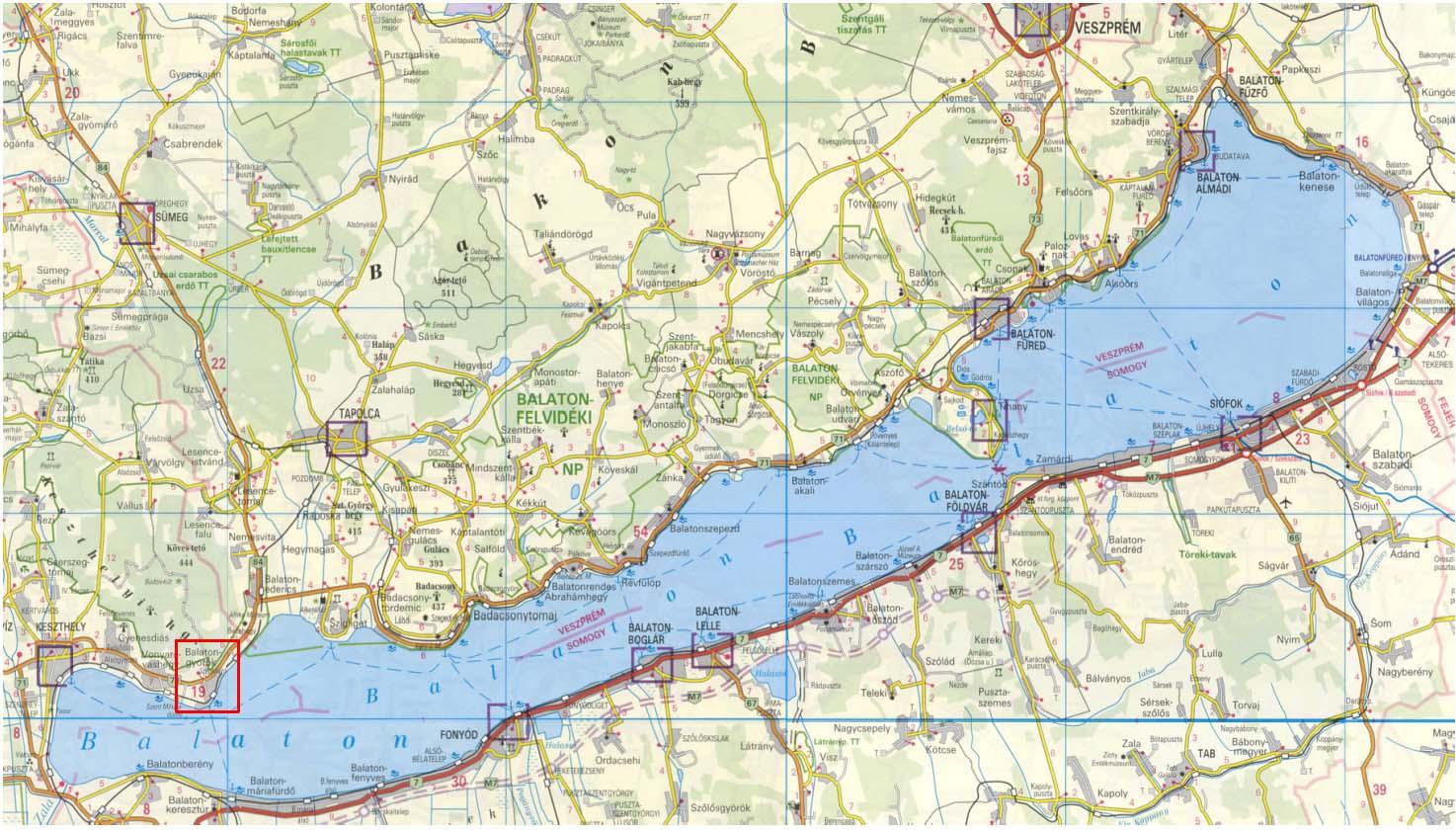 balatongyörök térkép TÉRKÉPEK balatongyörök térkép