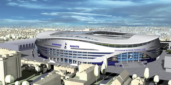 Az új stadion