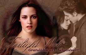 Gratulálok Twilight-Web!